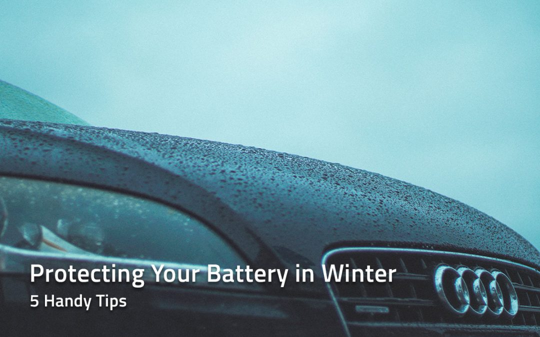 5 Tips for Protecting Your Car Battery In Winter